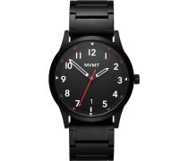 -Uhren Analog Quarz Grau 32014829