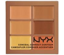 1.5 g  Deep Conceal Correct Contour Palette Concealer