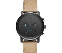 -Uhren Analog Quarz Beige/Grau 32002654