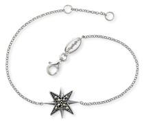-Armband Stern 925er Silber One Size 87847446