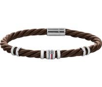 -Herrenarmband CASUAL Leder S 32012663