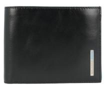 Blue Square Geldbörse Leder 12,5 cm