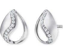 -Ohrstecker 925er Silber Zirkonia One Size 87488004