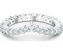 -Damenring Metall 60 32014280