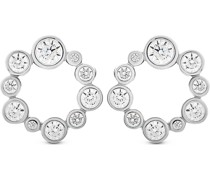 Silver-Ohrstecker 925er Silber 29 Zirkonia One Size 87744574
