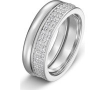 Silver-Damenring 925er Silber 57 32010181
