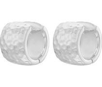 -Creolen 925er Silber rhodiniert One Size 87079546