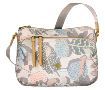 S Shoulder Bag Oyster White Tasche