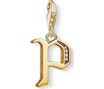 -Charm 925er Silber Gold Gold 32003413