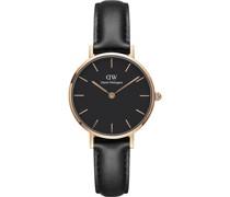 -Uhren Analog Quarz One Size Leder 87386759