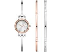 -Uhren-Sets Analog Quarz One Size 88173023