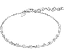 -Armband Armband aus Sterling Silber 925er 15 Zirkonia One Size 87911471