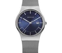-Uhren Analog, digital Quarz One Size Edelstahl 87548104