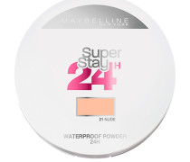 Nr. 21 - Nude Superstay 24 H Waterproof Powder Puder