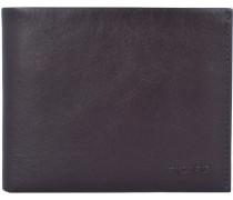 Apache Geldbörse Leder 12 cm