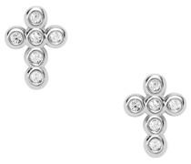 -Ohrstecker 925er Silber Zirkonia One Size 88236319