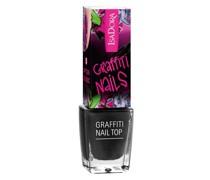 Graffiti Nails Nagel-Make-up Nagellack 6ml Schwarz