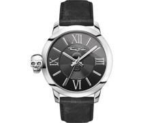 -Uhren Analog Quarz One Size Leder 87174271