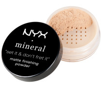 8 g Light Medium Finishing Powder Puder