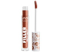 Lipgloss/Lipcream Lippen-Make-up 23.38 g Rosegold