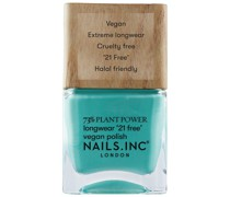 Nagellack Nagel-Make-up 14ml Blaugrün