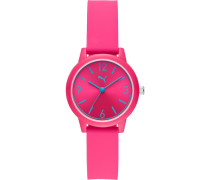 -Uhren Analog Quarz Weiss 32015117