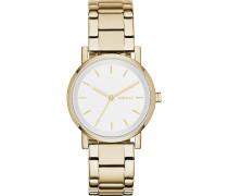 -Uhren Analog, analog Quarz Gold 32003167