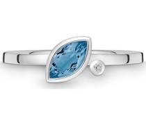 -Damenring 925er Silber One Size 88036131