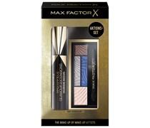 Black + Azure Allure Glamour Extensions Mascara Smokey Eye Drama Kit Make-up Set