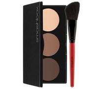 11.5 g Light / Medium Step-by-Step Contour Kit Puder