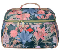 1 Stück  Flower Field L Beauty Case Kosmetiktasche