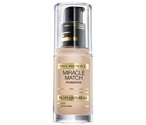 30 ml Natural Miracle Match Foundation