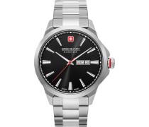 -Uhren Analog Quarz Blau 32012810
