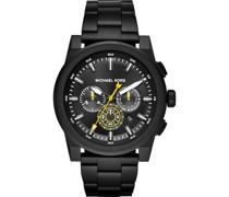 -Uhren Analog Quarz One Size Edelstahl 87428974