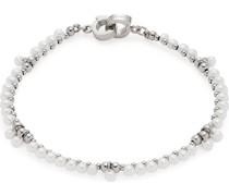 -Armband Edelstahl, Glas One Size 87937704