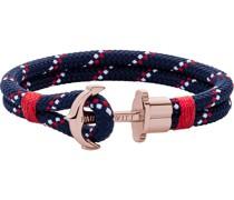 Armband Phrep Perlon/Nylon, Edelstahl 19 32013676