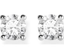 -Ohrstecker 925er Silber Zirkonia One Size 87343804