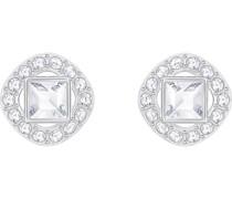 -Ohrstecker Metall/Kristall Kristalle One Size 87324559