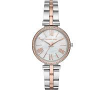 -Uhren Analog Quarz One Size Edelstahl 87595048