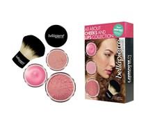 1 Stück  Pink All about Cheeks+Lips Kit Make-up Set