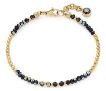 -Armband Edelstahl, Glas One Size 88099141