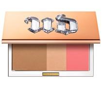 Rouge Gesichts-Make-up Make-up Set 14g Silber