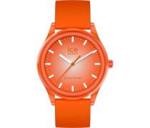 Uhren Analog Quarz Orange 32015099