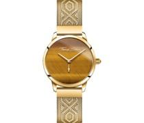 -Uhren Analog Quarz One Size 88286693