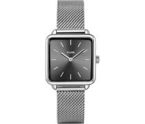 -Uhren Analog Quarz Gold, Schwarz 32018833