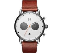 -Uhren Analog Quarz Grün/Silber 32014826