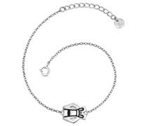 Armband Lederhose Sterling Silber silber Silberarmband