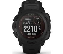 -Smartwatch Digital Akku Schwarz 32014033