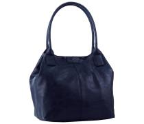 1 Stück  MiriPU Shopper Blau Tasche