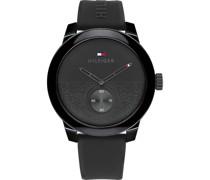 Uhren Analog Quarz Schwarz 32016096